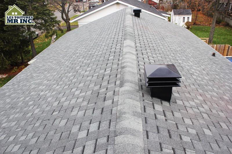 Réalisation | Les toitures M.R inc.