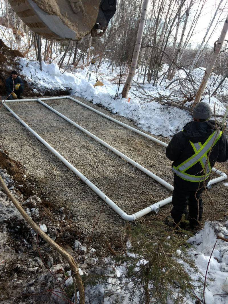 Réalisation | Bouchard Gagnon Excavation inc.