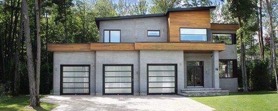Choisir la bonne porte de garage résidentielle