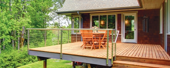 Construction d'une terrasse : quelques conseils s'imposent!
