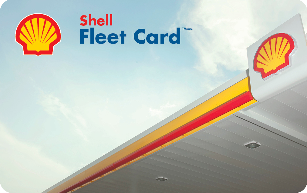 Carte Shell Fleet Card